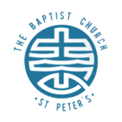 Logo for The Baptist Church, St Peter's